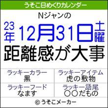 雑記 2011.12.31