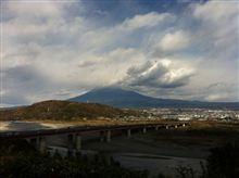 休日ドライブ:富士山
