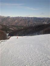 雪山に行ってきました!