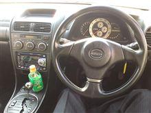 今日は違う車でドライブ・・・バシバシ☆