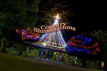 Country illuminations♪