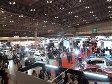 TOKYO Auto Salon 2012行ってきました。