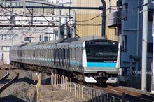 京浜東北線の撮影