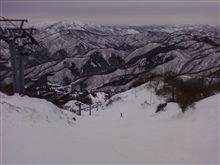 平日スキー