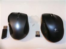 マウスも買い替えた。