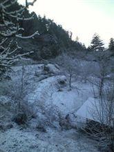 小原山岳部雪情報20120117