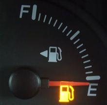 燃費の記録 (3.44L)