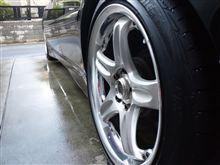 久しぶりの洗車☆