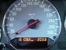 161082-160807=275km
