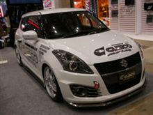 新型スイフトスポーツ ZC32S ロールケージ新発売!