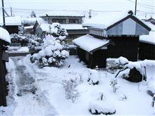 なんか一日中雪かきしてたような気がする(゜∀゜)