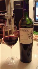 夫婦でワイン