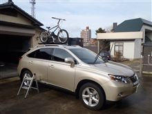 LEXUS accessory roof lac attachment-bike lac