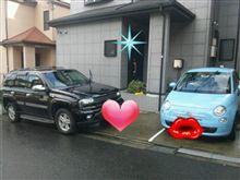 洗車完了♪