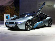 BMW( ビジョン・エフィシエント・ダイナミクス)を観てきました(笑)。