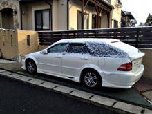 アコードワゴン 最後の洗車