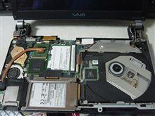 SSD化完了