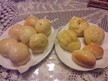 嫁さんのお手製パン2