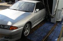 FK2洗車 G子