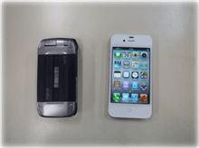 iPhone4sデビュー