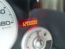 12万キロ
