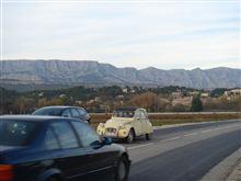 街角の名車たち11 Citroen 2CV その2 / Provence