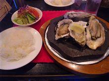 牡蠣~ヽ(*^^*)ノ