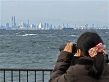東京湾一週