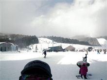 nekomushi、スキーに行く