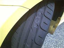 タイヤについて考えてみた