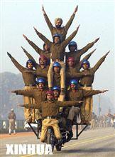 依然紹介した画像がインドの軍事パレードだった件【追記あり】