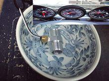水温計byオートゲージの精度