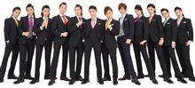 01/31おはようございます 男装はやっぱり難しい!? 「紳士服のはるやま」CMに登場するAKB48の男装がヒドイと話題に