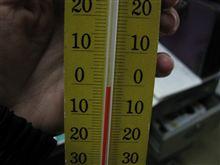 寒いにも程がある
