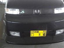 盗難車・・・?