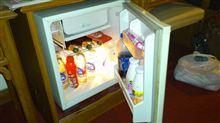 冷蔵庫が壊れた・・・