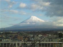 富士山だぁ~
