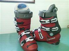 週末のスキーに向けて♪