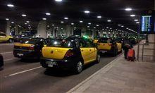 ♪バルセロナのタクシー