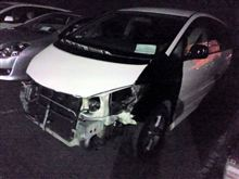 事故りました。