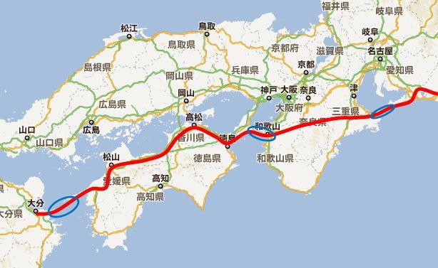 新国土軸の是非」yunoのブログ ...