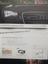 A1客には冷たいAudi Ultimate Collection 2012