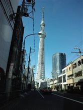 東京スカイツリー2月29日に完成!(予定)