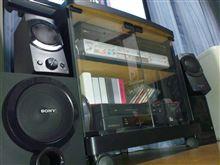 液晶テレビの音を、手軽にシステムアップ!?