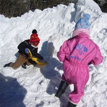 冬の赤城山2