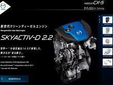 マツダ CX-5 SKYACTIV TECHNOLOGY デビュー直前試乗会