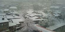 雪の高山…(^_^.)