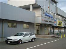 2012年 SHOC走 グリップレース予選♪