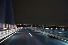 東京ゲートブリッジ 夜の部