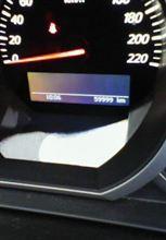 59,999km!